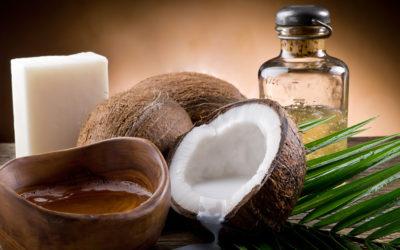 Coconut Oil Skin Uses